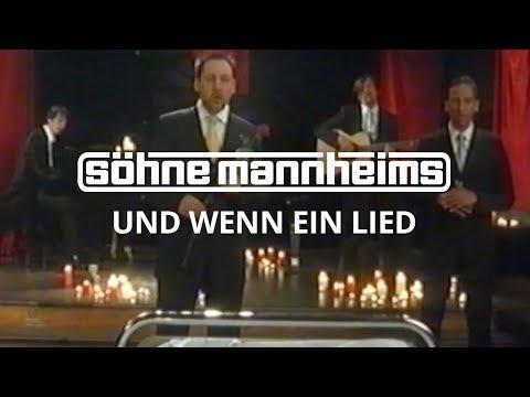 Tekst piosenki Sohne Mannheims - Und wenn ein lied po polsku