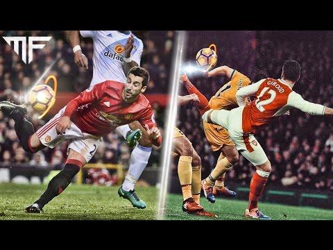 CRAZY SCORPION KICK GOALS IN FOOTBALL HISTORY | HD