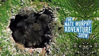This HOLE in the EARTH & Ezra's ROPE-MYASTHENIA SYNDROME   |   The Nate Murphy Adventure Show Ep10 by Nate Murphy
