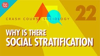 As we get into our unit on stratification, we inevitably return to our old friends, the three sociological paradigms. How to structural functionalism, social conflict theory, and symbolic interactionism each think about stratification? How does ideology and help stratification reproduce itself? What did Marx and Weber have to say about all of this? And at the micro level, how does stratification work in everyday life?Crash Course is made with Adobe Creative Cloud. Get a free trial here: https://www.adobe.com/creativecloud.html***Crash Course is on Patreon! You can support us directly by signing up at http://www.patreon.com/crashcourseThanks to the following Patrons for their generous monthly contributions that help keep Crash Course free for everyone forever:Mark, Les Aker, Bob Kunz, Mark Austin, William McGraw, Jeffrey Thompson, Ruth Perez, Jason A Saslow, D.A. Noe, Shawn Arnold, Eric Prestemon, Malcolm Callis, Advait Shinde, Rachel Bright, Khaled El Shalakany, Ian Dundore, Tim Curwick, Ken Penttinen, Dominic Dos Santos, Indika Siriwardena, Caleb Weeks, Kathrin Janßen, Nathan Taylor, Andrei Krishkevich, Brian Thomas Gossett, Chris Peters, Kathy & Tim Philip, Mayumi Maeda, Eric Kitchen, SR Foxley, Tom Trval, Cami Wilson, Moritz Schmidt, Jessica Wode, Daniel Baulig, Jirat --Want to find Crash Course elsewhere on the internet?Facebook - http://www.facebook.com/YouTubeCrashCourseTwitter - http://www.twitter.com/TheCrashCourseTumblr - http://thecrashcourse.tumblr.com Support Crash Course on Patreon: http://patreon.com/crashcourseCC Kids: http://www.youtube.com/crashcoursekids