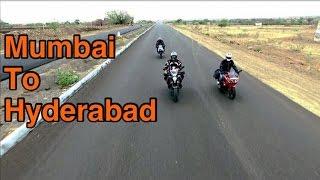Video Mumbai To Hyderabad | By Road | Drone shot MP3, 3GP, MP4, WEBM, AVI, FLV Oktober 2017