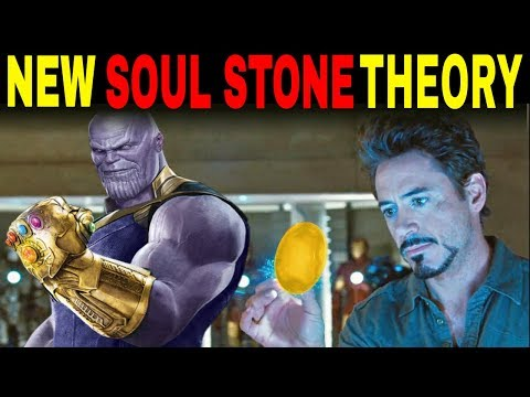 Avengers Infinity War: Where Is The Soul Stone? (Stark Film Theory)
