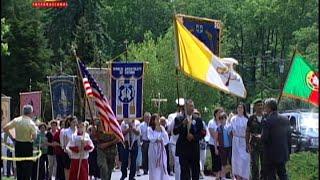 Washington (NJ) United States  city photos : Procissão em Washington, NJ em Honra de Nossa Senhora de Fátima