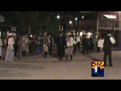 Arizona Gunfighters at Rockin R 2013 - OK Corral Show