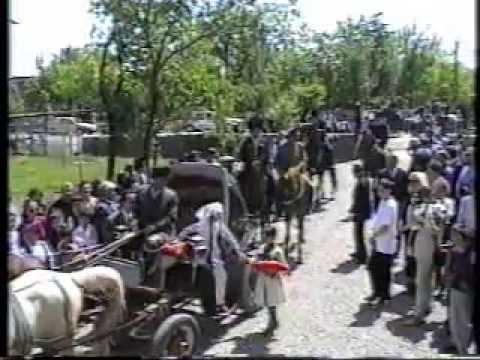 ირაკლი აბაშიძის სახლ-მუზეუმის გახსნა (ხონი 1998 წელი)