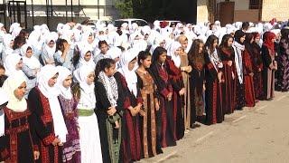 مدرسة عمر بن عبد العزيز تحيي فعاليات يوم التراث الفلسطيني