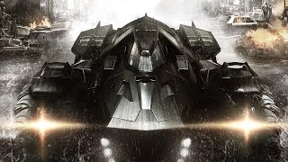 BATMAN ARKHAM KNIGHT Trailer [Batman Game - 2014]