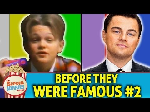 Before They Were Famous