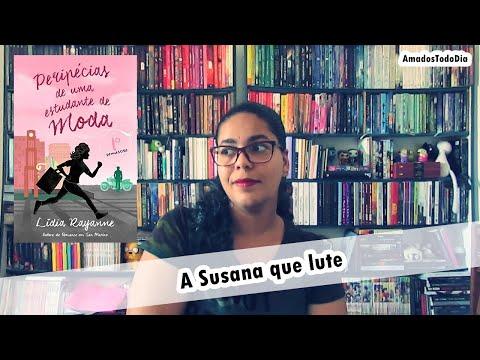 """#AmadosTodoDia 09: Resenha do livro """"Peripécias de uma estudante de moda 1º semestre"""", Lidia Rayanne"""
