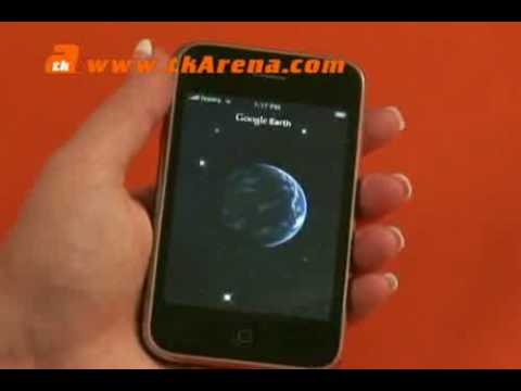 :  iPhone apps: Travel Around the World with Google Earth