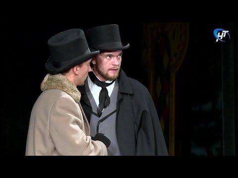 Открылся Международный фестиваль камерных спектаклей по произведениям Достоевского