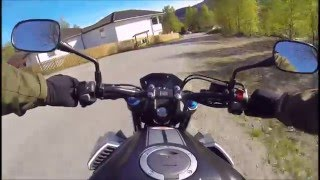 10. Honda cb 500 f - 2016 Testride and small review