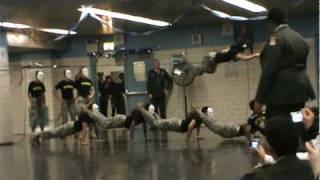 JROTC Male Raiders- pt 1