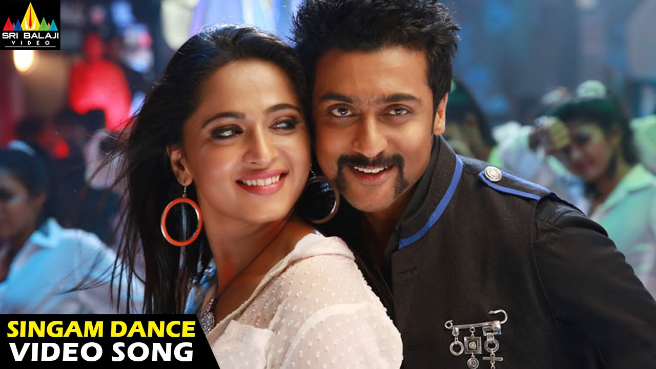 Singam Dance Video Song – Singam Movie (Suriya, Anushka Shetty, Hansika) – 1080p
