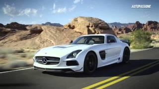Mercedes SLS AMG Black Series este gata de lansare