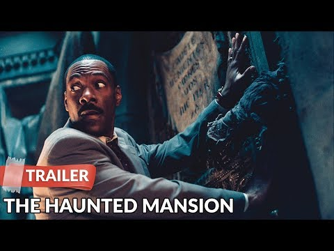 The Haunted Mansion 2003 Trailer | Eddie Murph | Jennifer Tilly