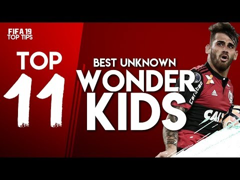11 NEW FIFA 19 WONDERKIDS YOU MAY HAVE NEVER HEARD OF!