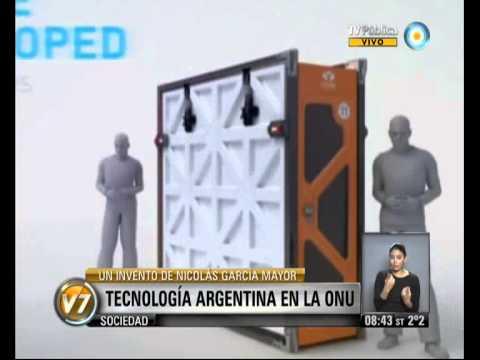 Visión 7: Tecnología argentina en la ONU