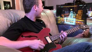 We saw Rocksmith at E3 this year and Ubisoft sent us an advance copy. Brandon challenged me to a duel to the death on the ...