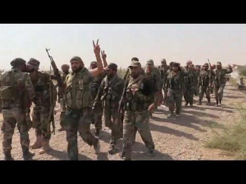 Συρία: Ανοικοδόμηση υπό προϋποθέσεις ξεκαθαρίζουν ΗΠΑ και Μ. Βρετανία