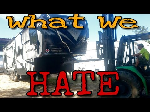 2017 Road Warrior 427   WHAT WE HATE   6. Real Talk Road Warrior Life