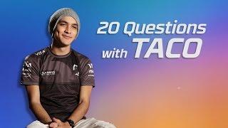 Video SK Gaming Taco 20 Questions MP3, 3GP, MP4, WEBM, AVI, FLV Agustus 2018