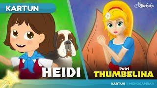 Video HEIDI + PUTRI THUMBELINA cerita anak anak animasi kartun MP3, 3GP, MP4, WEBM, AVI, FLV Desember 2018