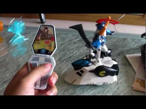 Level 5 / Bandai : Danball Senki - LBX Riding Sousa (White) ダンボール戦機 Review