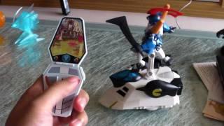 Level 5 / Bandai : Danball Senki - LBX Riding Sousa (White) ダンボール戦機 Review