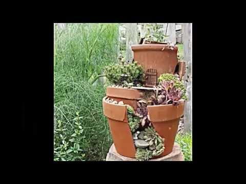 Schön 18 Kreative Gartenideen U2014 Gebrauchte Möbel Als Gartendeko Benutzen