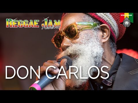 Don Carlos Live At Reggae Jam 2017