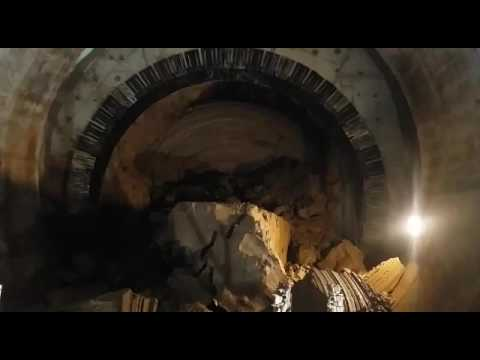 Tunneling Work At NS3 Cable tunnel Singapore
