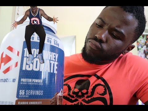 Dymatize 100 whey isolate review