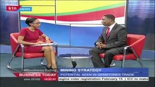 Business Today 11th February 2016 [Part 1] Mining Strategy in Kenya