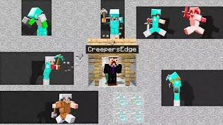Minecraft Speedrunner VS 20 other Speedrunners