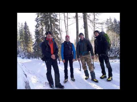 VIDEO: Lezenie tatranských ľadov