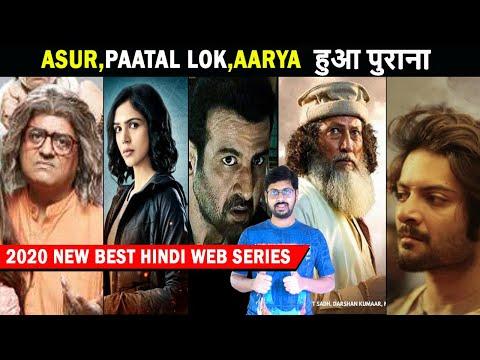 Top 10 New Hindi Web Series 2020 After Asur,Paatal lok,Aarya