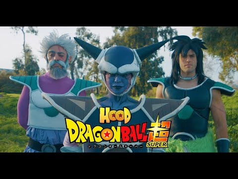 """HOOD DRAGON BALL SUPER"" pt.1 (full video) Goku vs Broly"