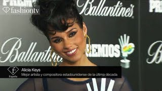 40 Principales Ballantine's 2012 Awards in Madrid | FashionTV