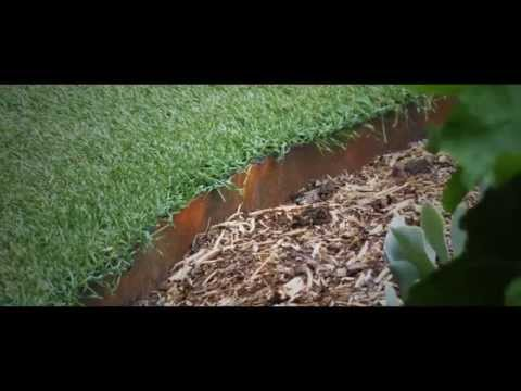 Iron Garden Edging DIY (видео)