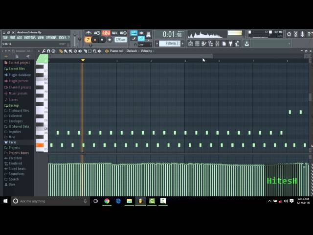 how to make a song with fl studio 12