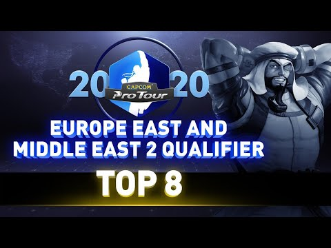 CPT 2020 Online East Europe & Middle East #2 - Top 8