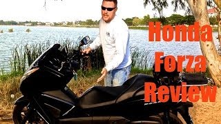 3. Honda Forza Review- Video Tour, Review, Price, & Overview
