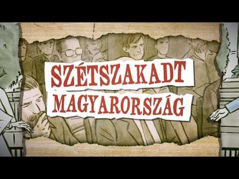 Szétszakadt Magyarország - előzetes