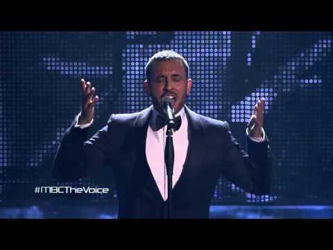 كاظم الساهر يطلق أغنيته On Love على مسرح The Voice