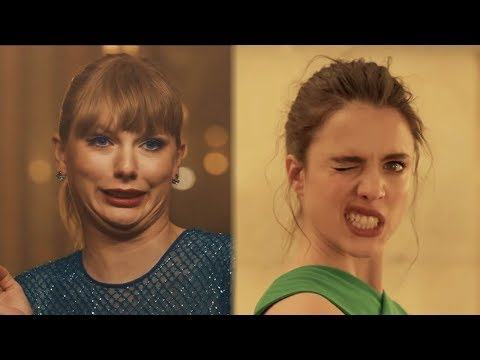 Video Taylor Swift Accused Of RIPPING OFF