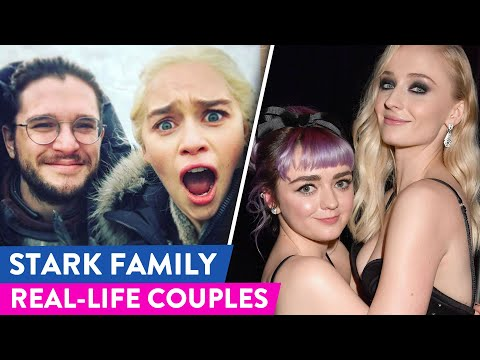 Game of Thrones: The Real-Life Couples of Winterfell | ⭐OSSA