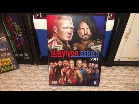 WWE Survivor Series 2017 DVD Review