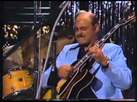 Donna Lee all star cast Joe Pass Terry Clark Oscar Peterson N.Pederson R.Scott (видео)