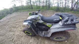 7. REVIEW: 2016 Can am Renegade 1000r xxc